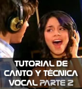 Tutorial de Canto y Técnica Vocal 2